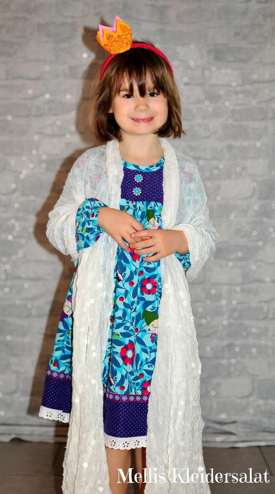 Mellis Kleidersalat Geburtstagskleid