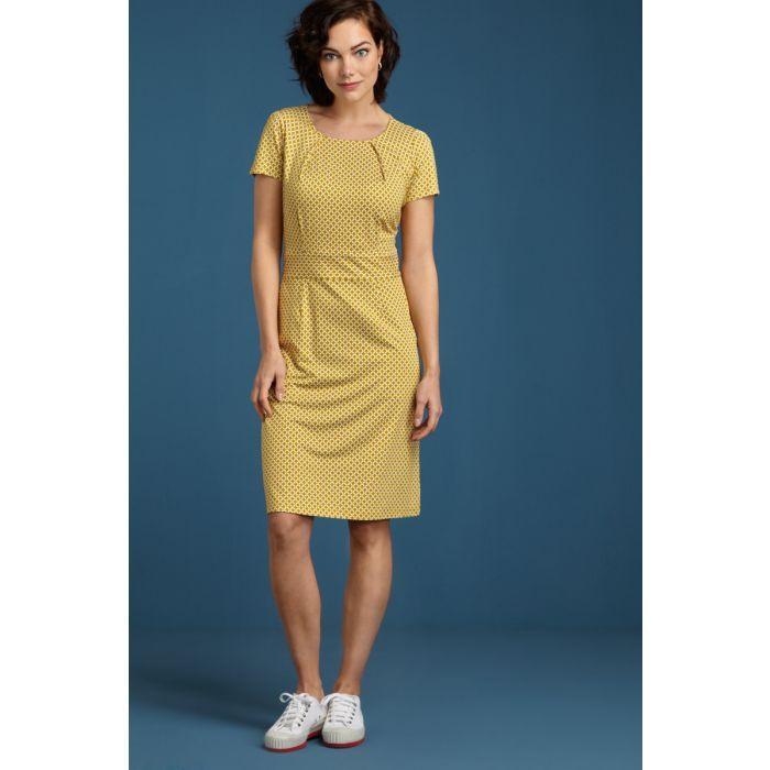 Mona Dress Venus  Schlichte Eleganz Kleider Und Kleid