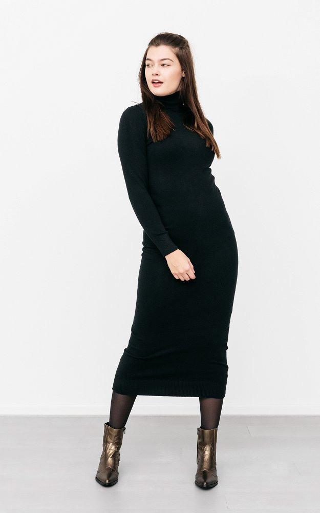 Nuss Eiferer Lokalisieren Langes Schwarzes Enges Kleid