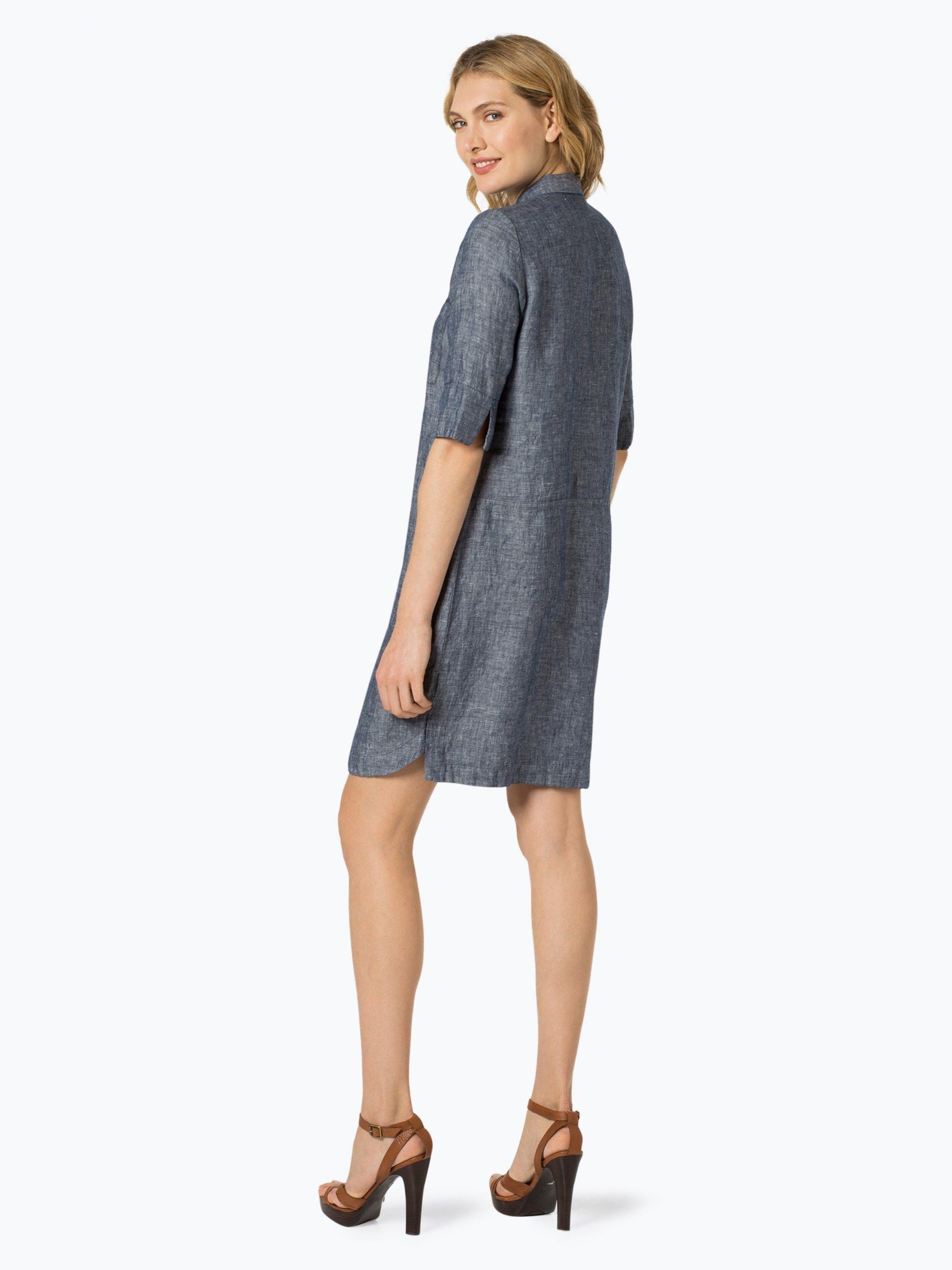 Opus Damen Kleid Aus Leinen  Willmar Online Kaufen