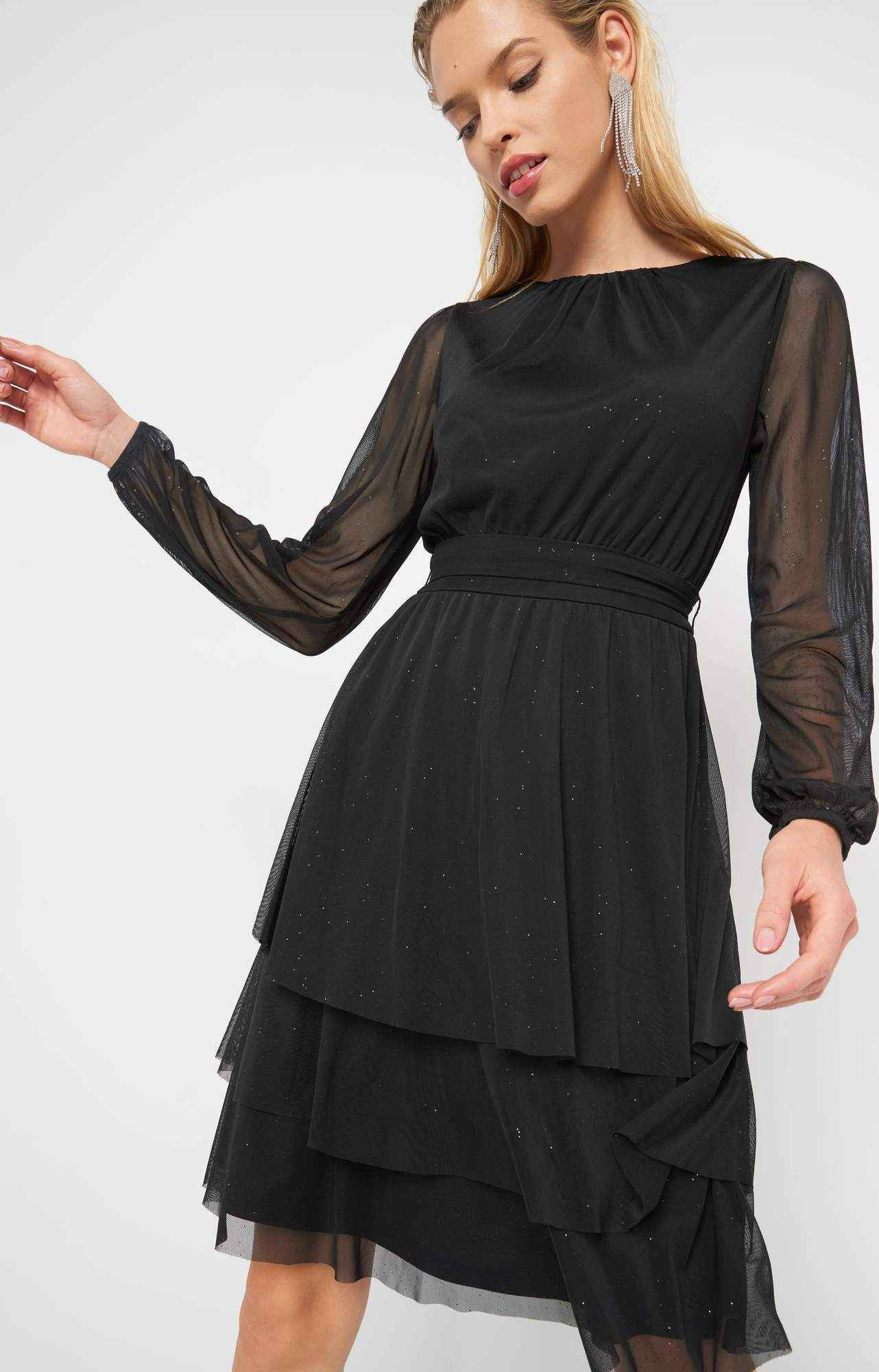 Orsay  Kleid Mit Rüschen  Rtl Preisvergleich