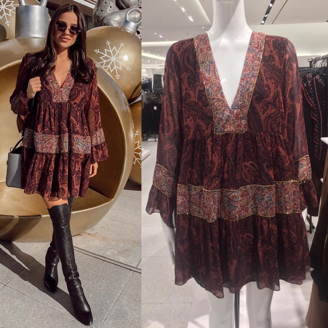 Sevgili Findikezgi 'Nin Giydiği Elbise Zara Fiyatı Ise