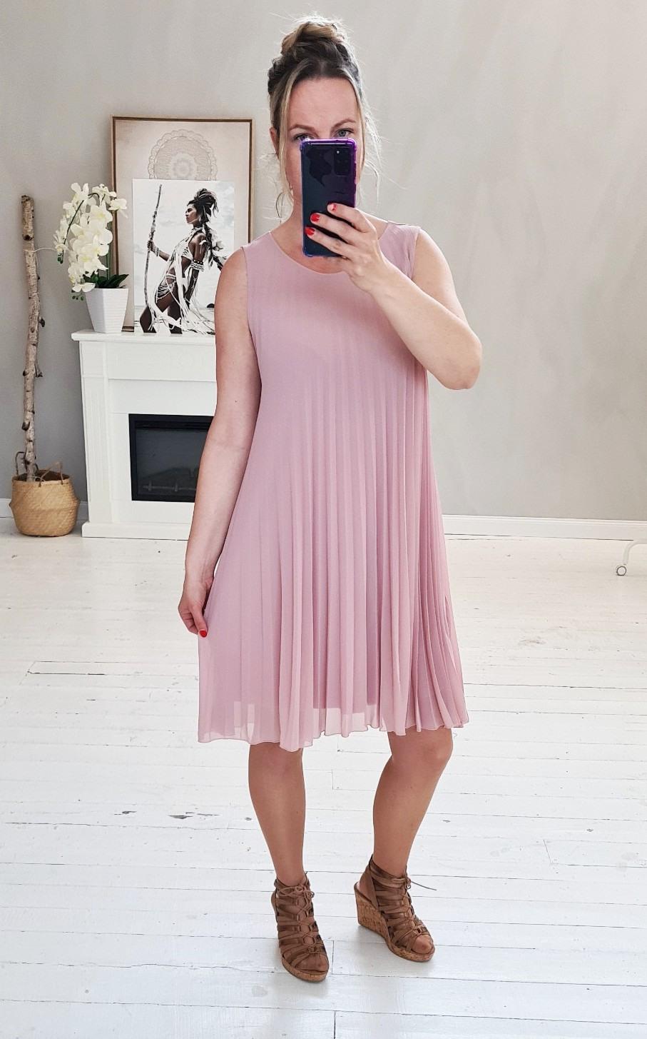 Vintagefashiondesign  Plissee Kleid Lara Gr3642